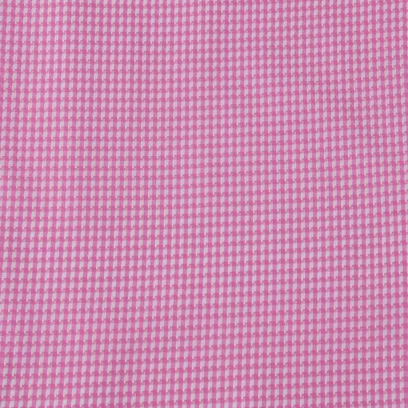 现货千鸟格梭织色织提花低弹休闲时尚风格衬衫连衣裙 短裙 棉感 60929-27