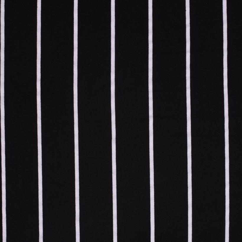 条子 横条 圆机 针织 纬编 T恤 针织衫 连衣裙 棉感 弹力 60312-152