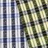 现货 格子 喷气 梭织 色织 提花 连衣裙 衬衫 短裙 外套 短裤 裤子 春秋 60327-39