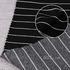 棉感条子 竖条圆机 针织 纬编 T恤 针织衫 连衣裙 弹力 60311-49
