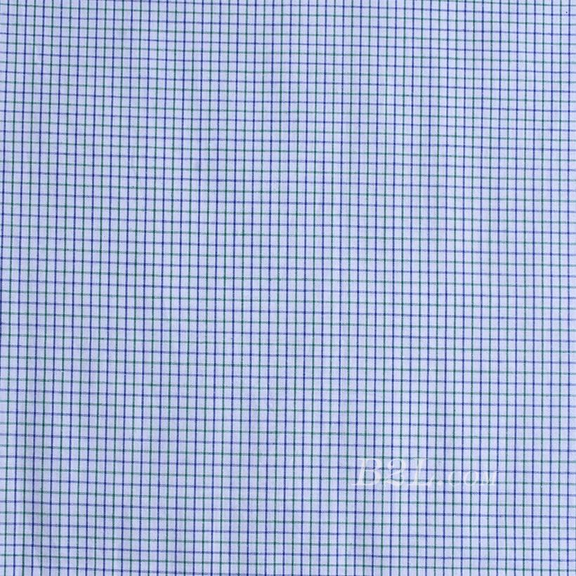 格子梭织色织无弹衬衫连衣裙半身裙柔软细腻棉感男装女装60429-7