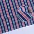 格子梭织色织无弹衬衫连衣裙半身裙柔软细腻棉感男装女装60429-18