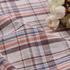 格子 棉感 色织 平纹 外套 衬衫 上衣 70622-3