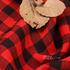 梭织 无弹 色织 全涤 雪纺 薄 柔软 连衣裙 衬衫 70305-12