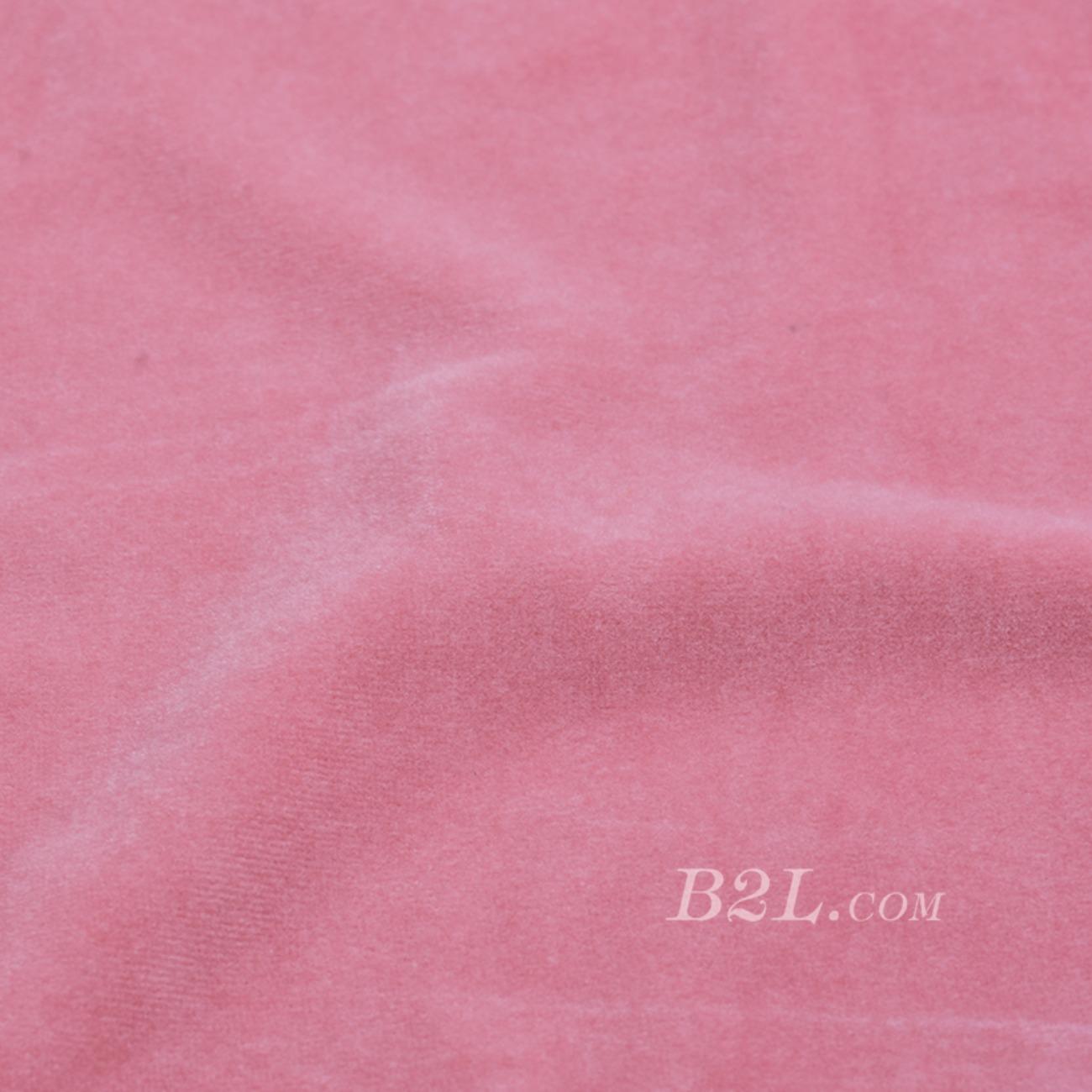 针织 素色 阳光绒 柔软 高弹 染色 春秋 外套 裤子 西装 寸衫 80816-6