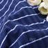 条子 横条 圆机 针织 纬编 T恤 针织衫 连衣裙 棉感 弹力 罗纹60312-56