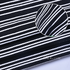 条子 针织 弹力  竖条 圆机 纬编 T恤 针织衫 连衣裙 棉感  60311-57