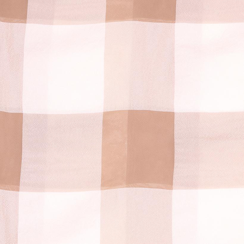 梭织 无弹 色织 全涤 雪纺 柔软 连衣裙 衬衫 70305-28