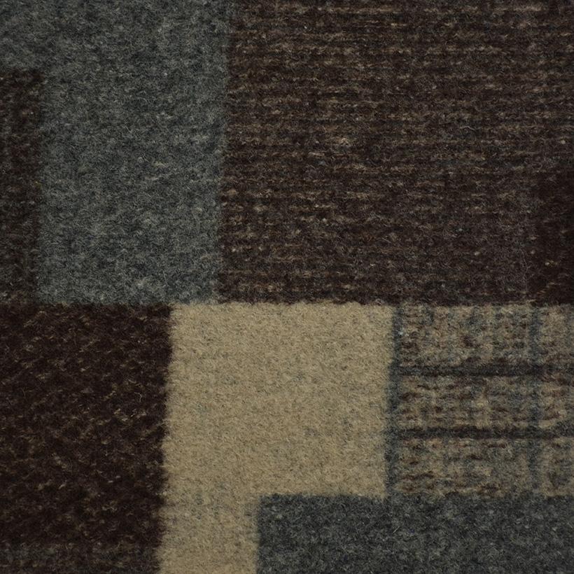 格子 呢料 柔软 羊毛 大衣 外套 女装 60803-30