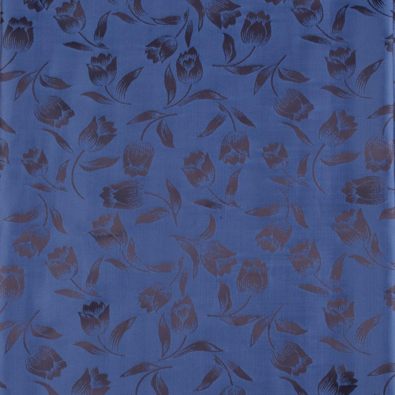 里布花朵 梭织棉感偏薄无弹平纹细腻柔软男装 全涤提花60421-10(里布)