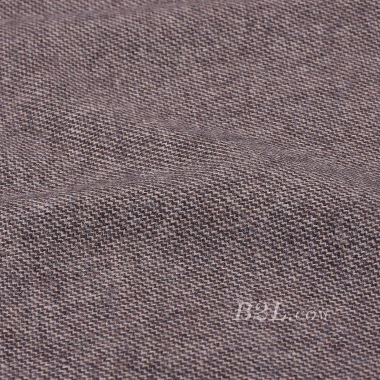 毛纺 梭织 羊毛 素色 无弹 厚 秋冬 外套 大衣 女装 80619-2