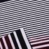 条子 横条 圆机 针织 纬编 T恤 针织衫 连衣裙 棉感 弹力 定位 60312-79